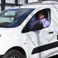 19 chauffeurs-livreurs Maison Le Roux